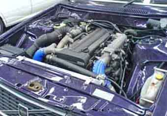 Volvo engine swaps