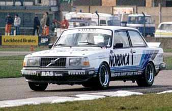 Group A Volvo Specs