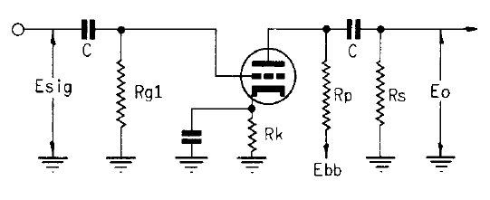 the vk1sv 6j5  807 audio amplifier