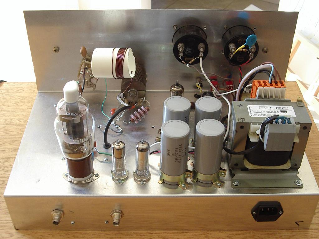 Relay Switch Circuit moreover Mwtransmitter2t besides Vaa furthermore Globe scout modifications likewise Viewtopic. on tube oscillator schematic